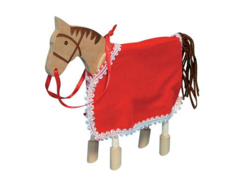Biegepueppchen Pferd-1