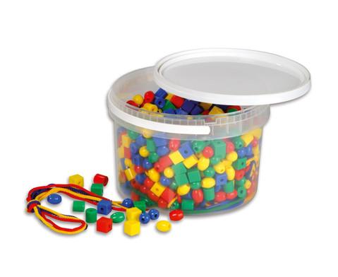 650 Perlen  6 Faedelschnuere