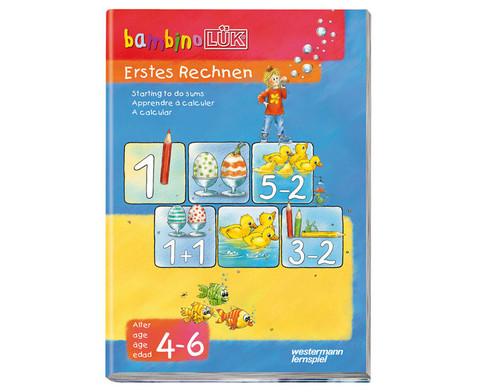 bambino LUEK Erstes Rechnen-1