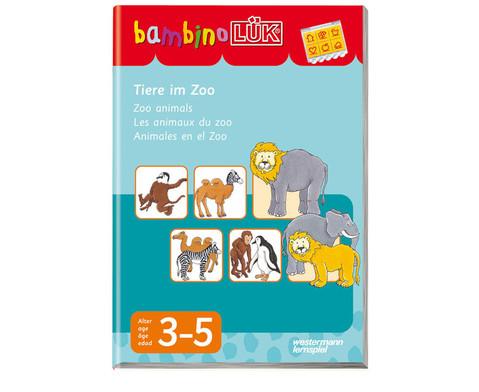 bambino LUE Tiere im Zoo-1