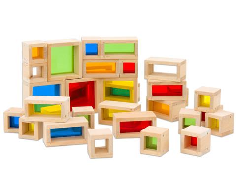 Bunte Fensterbausteine 32-tlg-1