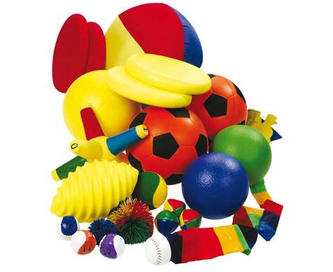 Ballset mit Bigbag