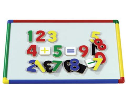 Whiteboard bunt magnetisch 28 x 40 cm-3
