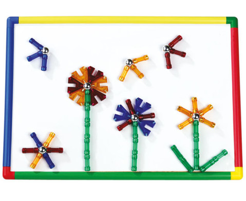 Whiteboard bunt magnetisch 28 x 40 cm-4