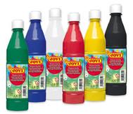 Tempera-Farben 6er-Set 3.000 ml, in 6 Farben
