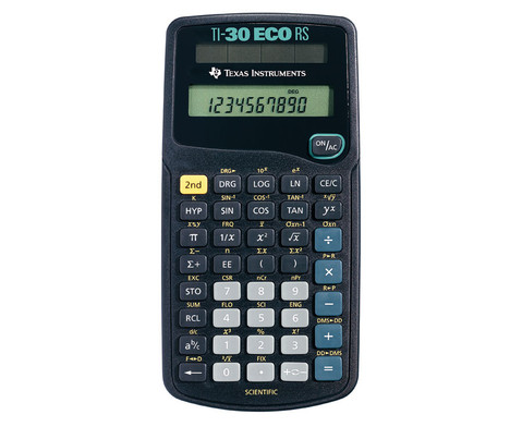 Texas Instruments TI-30 eco RS-1