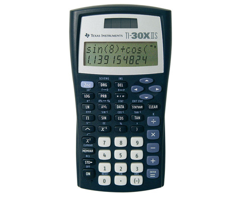 Texas Instruments TI-30 X IIS-1