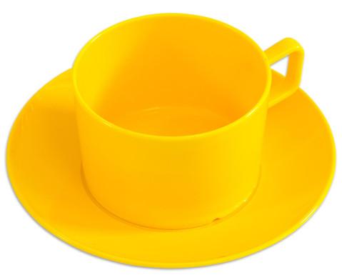 Tasse und Untertasse im Set-3