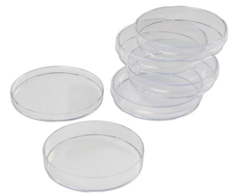 Petrischalen aus Kunststoff 5 Stueck-3