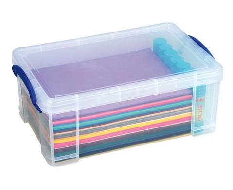 Aufbewahrungsbox 9 Liter fuer Papier bis A4-Format-2