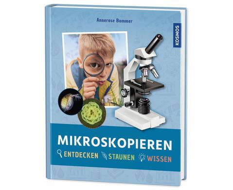 KOSMOS Buch Mikroskopieren