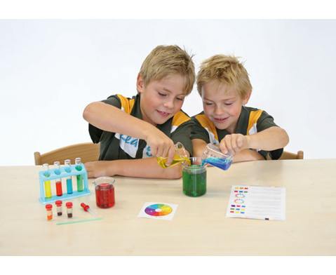 Farb-Misch-Experimentier Set-4