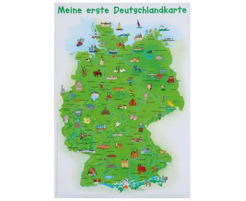 Meine erste Deutschlandkarte-1
