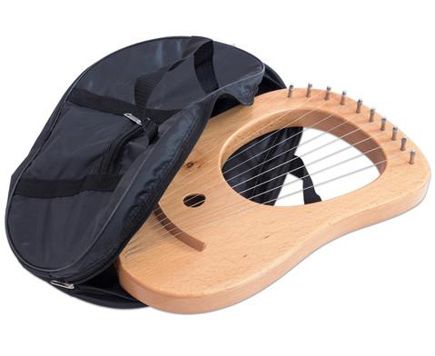 Kleine Lyra-Harfe