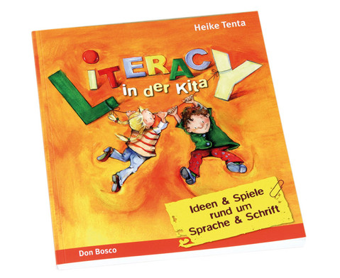 Literacy in der Kita - Ideen  Spiele rund um Sprache  Schrift-1