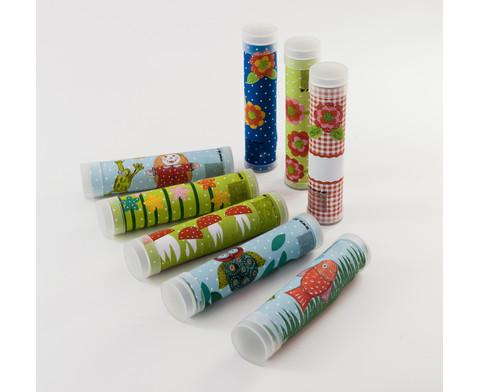Kaleidoskop-Set zum Selbermachen-7