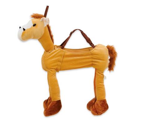 Hellbraunes Pferd-5