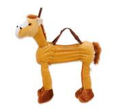 Schlüpfkostüm, Hellbraunes Pferd