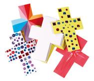 24 Blanko-Kreuze