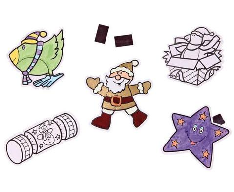 Weihnachtsanhaenger 12 Stueck