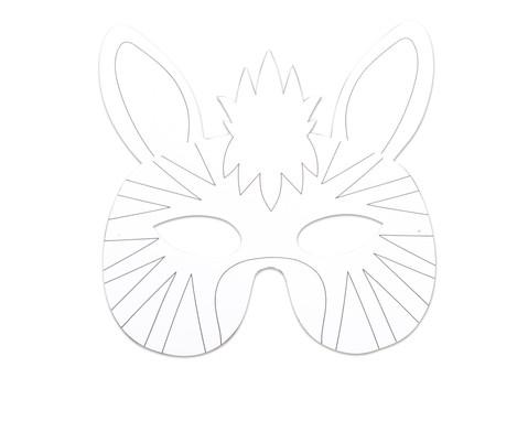 8 wilde Tiermasken-2
