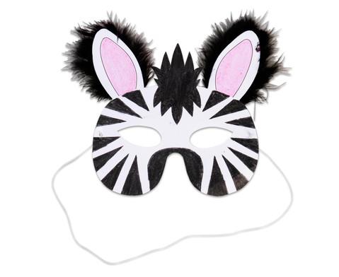 Wilde Tiermasken 8 Stueck-5