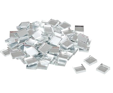 Mosaik-Spiegel-Steine 15x15 mm 200g