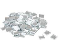 Mosaik-Spiegel-Steine 15x15 mm, 200g