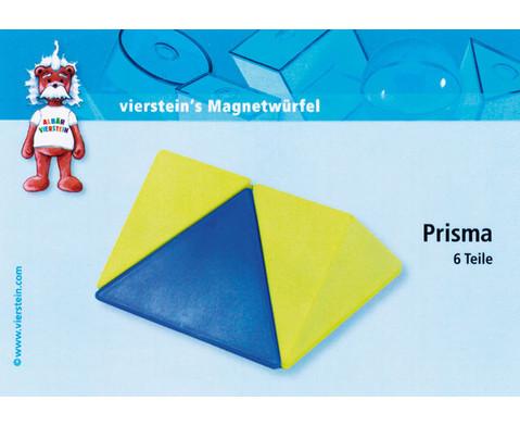 Magnetwuerfel-Spielkarten 5 Stueck-2