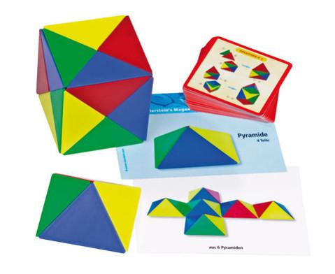Magnetwuerfel-Spielkarten 5 Stueck-3