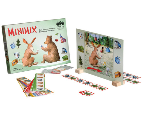 Sprachspiel Minimix-1