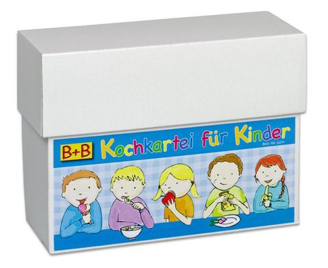 Die Kochkartei fuer Kinder
