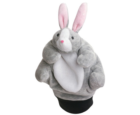 Handpuppe Kaninchen-1