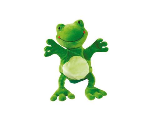 Handpuppe Frosch-1