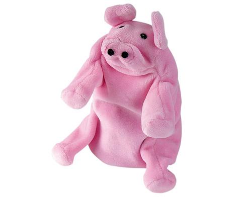 Handpuppe Schwein-1