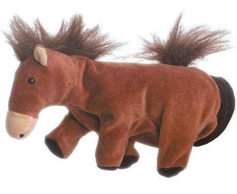 Handpuppe Pferd-1