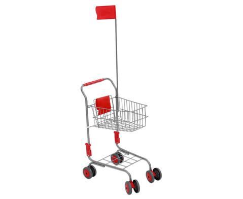 Einkaufswagen fuer den Kaufladen