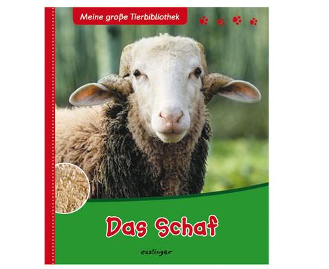 Meine grosse Tierbibliothek - Das Schaf-1