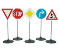 Verkehrszeichen-Set 1