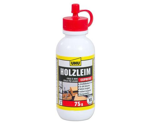 UHU Holzleim Express Flasche 75g-1