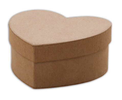Blanko-Herzdosen aus Karton 10 Stueck-2