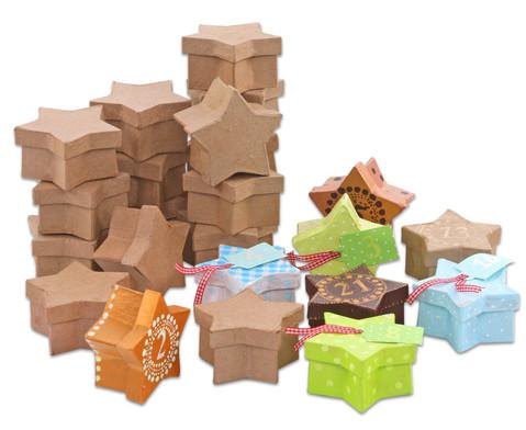 Stern-Schachteln-Set