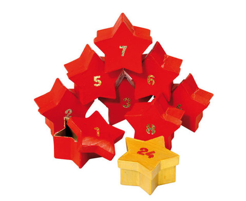 Stern-Schachteln-Set-4