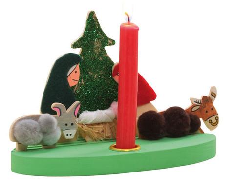 Weihnachtslicht Krippe zum Selbstgestalten-2
