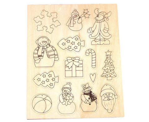 Weihnachtsanhaenger 14 Stueck-3