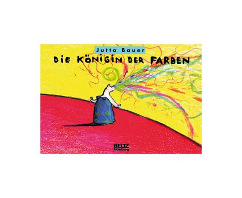 Buch Die Koenigin der Farben-1