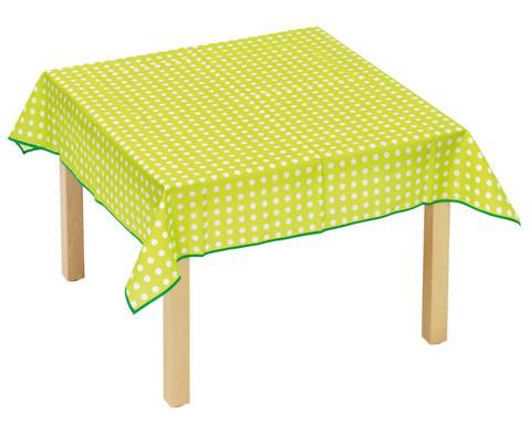 Tischdecke quadratisch 120 x 120 cm