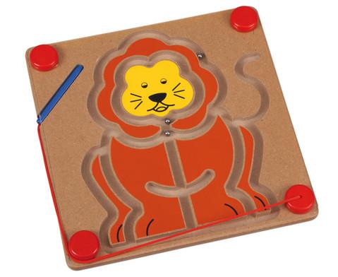 Magnetspiel Loewe