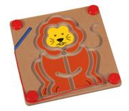 Magnetspiel Löwe