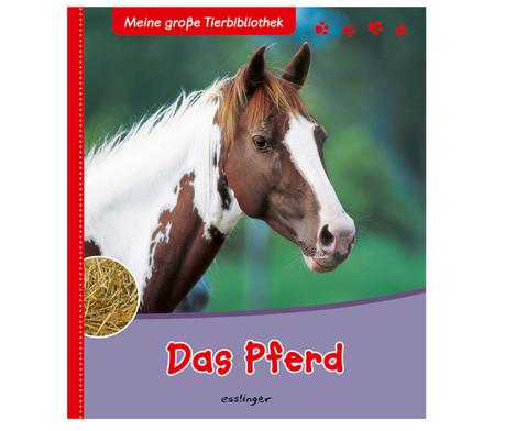 Meine grosse Tierbibliothek - Das Pferd-1